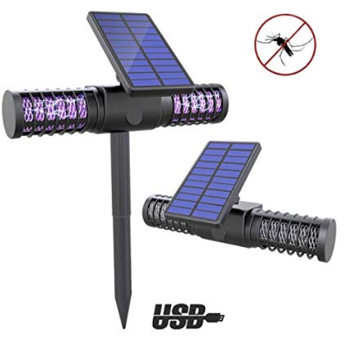 photovoltaïque anti moustique